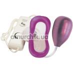Стимулятор клитора Clit Massager, фиолетовый