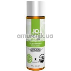 Лубрикант JO Organic Naturalove Personal Lubricant, 60 мл - Фото №1