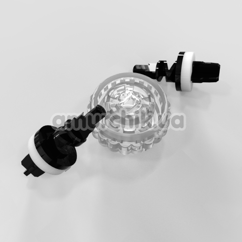 Набор для ремонта клапана гидропомп Bathmate Hercules Valve Pack, чёрный