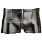 Трусы-боксеры мужские Black Level Lack Pants, черные - Фото №1