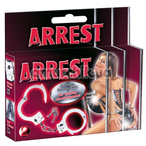 Наручники Arrest