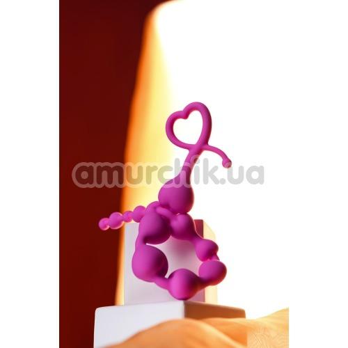 Анальная цепочка ToDo Anal Beads Long Sweety, розовая