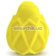 Мастурбатор Gvibe Gegg, желтый - Фото №1