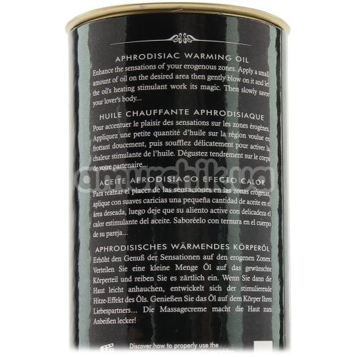 Массажное масло Warming Oil Coconut Thrills с согревающим эффектом - кокос, 100 мл