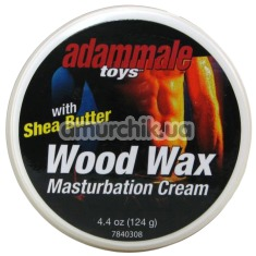 Воск для мастурбации Wood Wax Masturbation Cream With Shea Butter, 124 мл - Фото №1