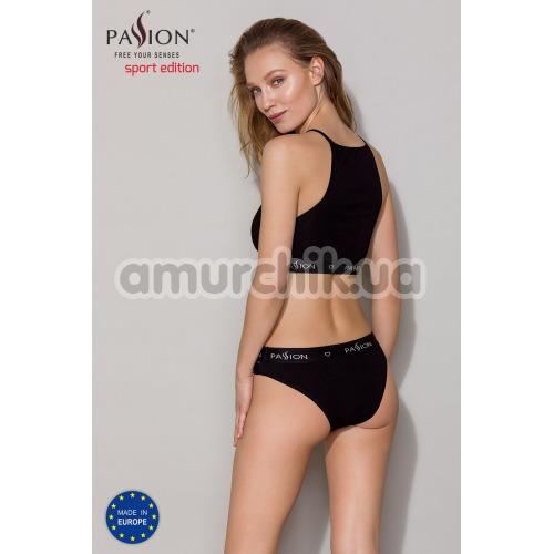 Трусики Passion PS006 Panties, черные