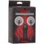 Вакуумные стимуляторы для сосков с вибрацией Kink Swell, черные - Фото №5