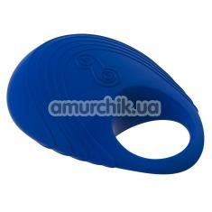 Виброкольцо Close2you Per Due, синее - Фото №1