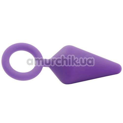 Анальная пробка Sweet Breeze Candy Plug S, фиолетовая