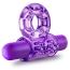 Виброкольцо Play With Me Couples Play, фиолетовое - Фото №2