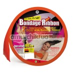 Бондажная пленка Bondage Ribbon, красная - Фото №1