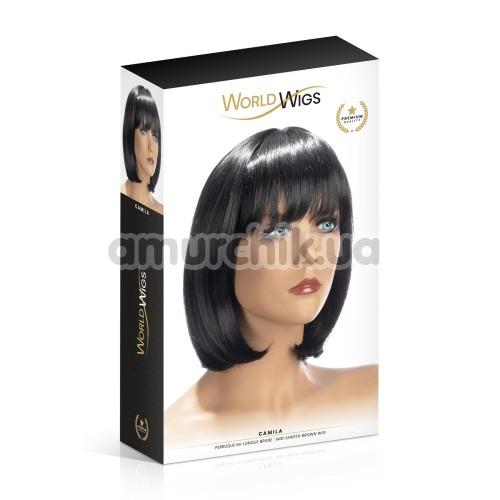 Парик World Wigs Camila, черный