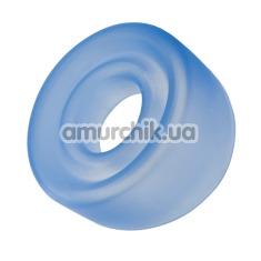 Насадка на помпу Advanced Silicone Pump Sleeve, голубая - Фото №1