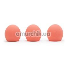 Вагинальные шарики We-Vibe Bloom Orange (ви вайб блум оранжевые)