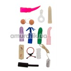 Набор The Sex Toy Kit из 13 предметов - Фото №1