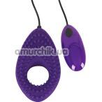 Вибратор для пары Rocks-Off Couples Cushion, фиолетовый - Фото №1