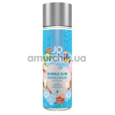 Оральный лубрикант JO H2O Candy Shop Bubble Gum - жвачка, 60 мл - Фото №1