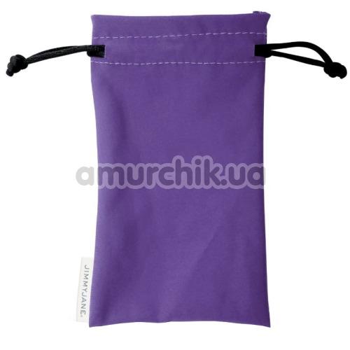 Набор из 2 менструальных чаш Jimmyjane Intimate Care Menstrual Cups, фиолетовый