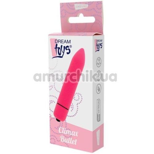 Клиторальный вибратор Climax Bullet, розовый