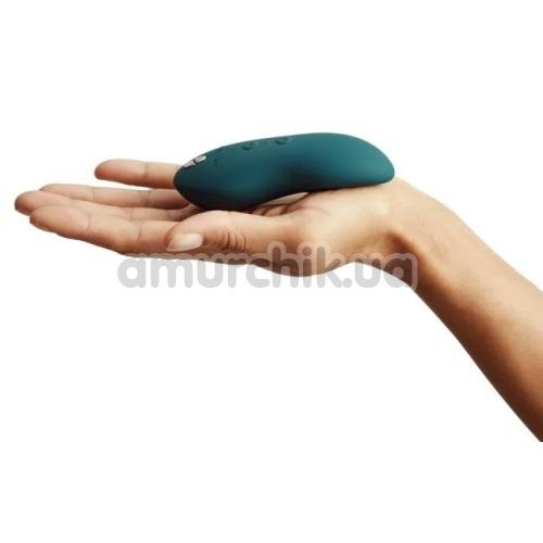 Вибратор We-Vibe Touch X Green Velvet (ви вайб тач икс зеленый)