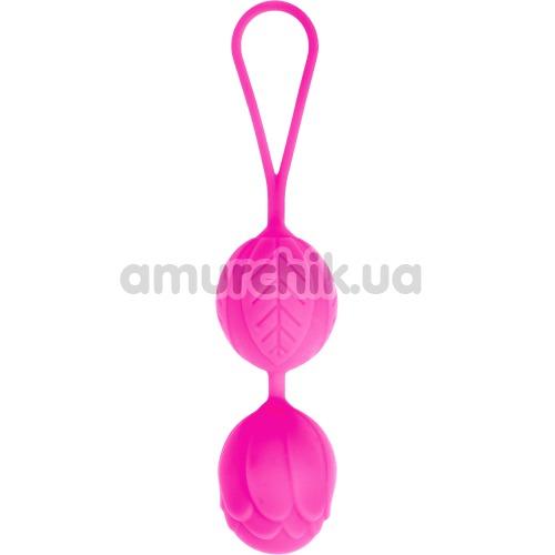Вагинальные шарики A-Toys Keggel Balls 764001, розовые - Фото №1