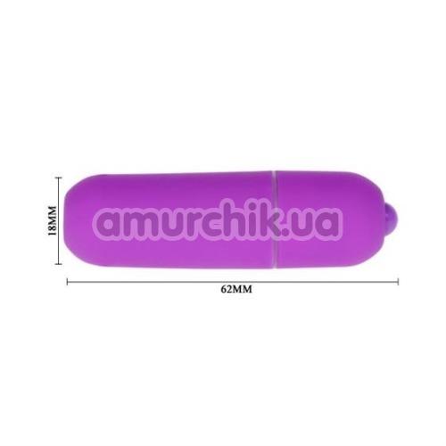 Клиторальный вибратор Mini Vibe 10 Function Vibrator, фиолетовый