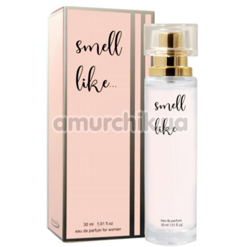 Духи с феромонами Aurora Smell Like №01 для женщин, 30 мл