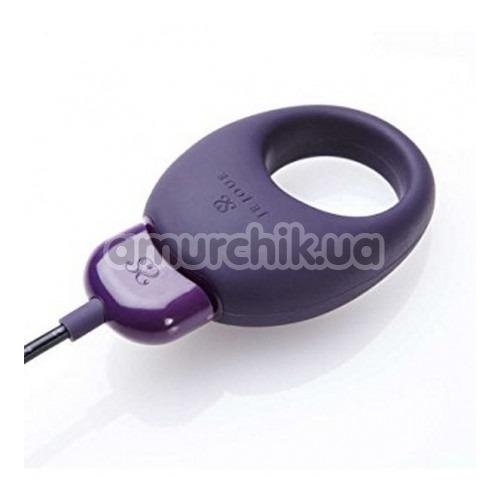 Виброскольцо Je Joue Mio, фиолетовое