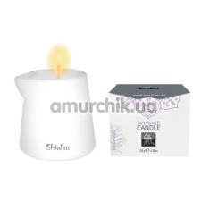 Массажная свеча Shiatsu Massage Candle Patchouli - пачули, 130 мл - Фото №1