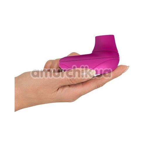 Симулятор орального секса для женщин Womanizer Starlet, розовый