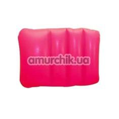 Надувная подушка Liebes-Kissen Love-Cushion розовая