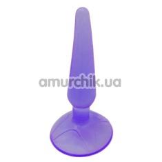 Анальная пробка Zcz Z004, фиолетовая