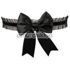 Подвязка Garter (модель 2460661), чёрная - Фото №1