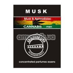 Концентрат феромонов Musk Cannabis Men, 2.4 мл для мужчин