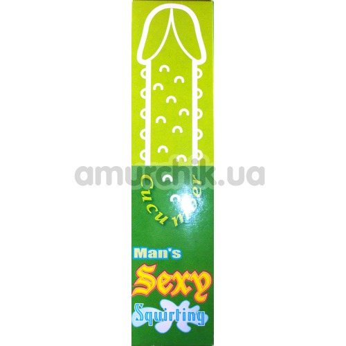 Сексуальный Огурец Sexy Squirting Cucumber