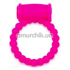 Виброкольцо Brazzers RF008S, розовое - Фото №1