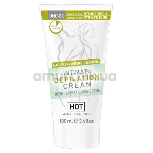 Крем для депиляции Hot Intimate Depilation Cream, 100 мл