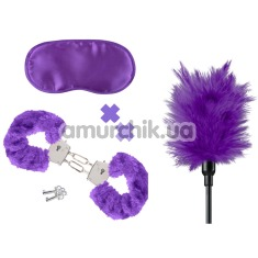 Бондажный набор Fetish Fantasy Purple Pleasure Kit