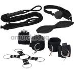 Бондажный набор БДСМ Пикантные Штучки, черный - Фото №1