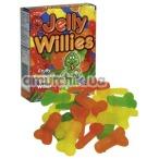 Конфеты в виде пениса Jelly Willies - Фото №1