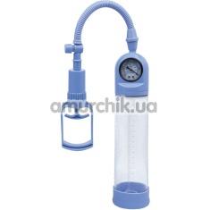 Вакуумная помпа A-Toys Vacuum Pump 768001, голубая - Фото №1