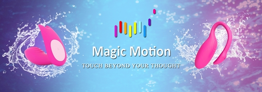 Magic Motion баннер