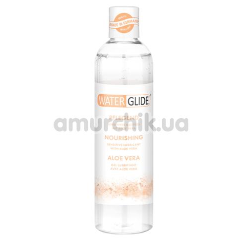 Лубрикант Waterglide Nourishing Sensitive Lubricant With Aloe Vera, 300 мл
