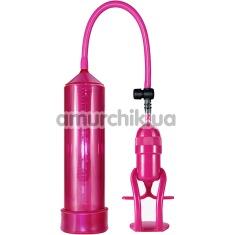 Вакуумная помпа Maximizer Worx Limited Edition Pump, розовая