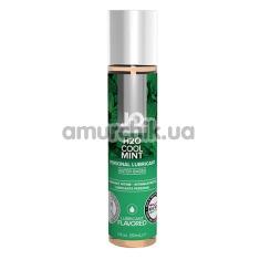 Оральный лубрикант JO H2O Cool Mint - мята, 30 мл