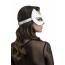 Маска Кошечки Feral Feelings Kitten Mask, белая - Фото №3