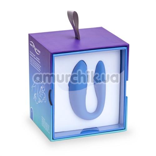Вибратор We-Vibe Match Couples Vibrator (ви вайб матч каплс вибратор голубой)