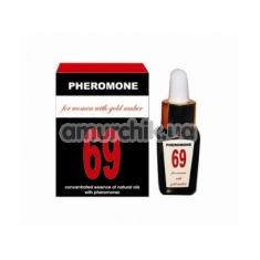 Эссенция феромона Pheromon 69, 5 мл для женщин - Фото №1