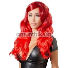 Парик Cottelli Collection Perucke Wig, красный - Фото №1