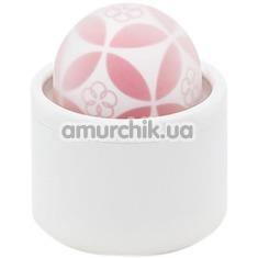 Клиторальный вибратор Tenga Iroha Temari Hana, розовый - Фото №1